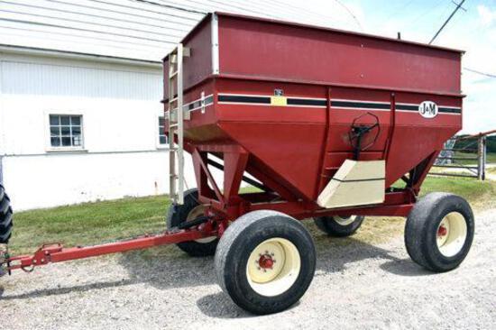 J&M 385 SD gravity wagon