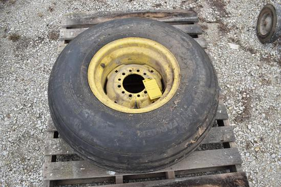 12.5-15 implement tire and wheel