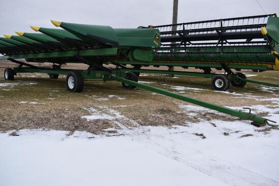 Unverferth HT25 25' head cart