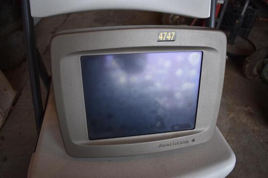 John Deere GS2 2600 display