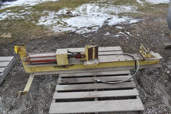 Hanson Equipment 3-pt. hydraulic log splitter