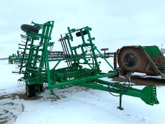 Krause 24' field cultivator