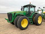 2010 John Deere 8225R MFWD tractor