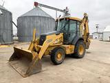 2005 John Deere 410G 4wd backhoe loader