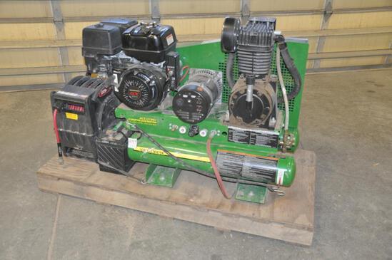 JD compressorator