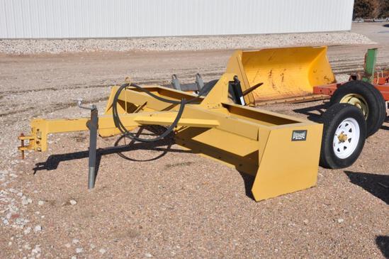 Wemco 8' pull-type box blade