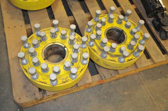 JD 10-bolt hubs