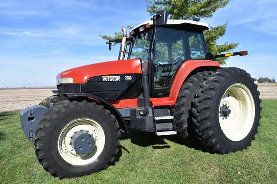 2002 Buhler Versatile 2180 MFWD tractor
