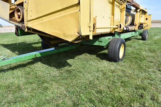 EZ-Trail 672 20' head cart