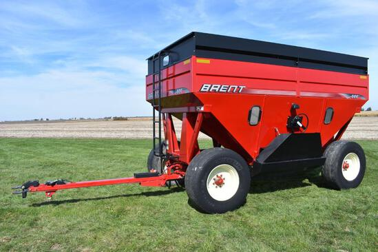 2011 Brent 444 gravity wagon