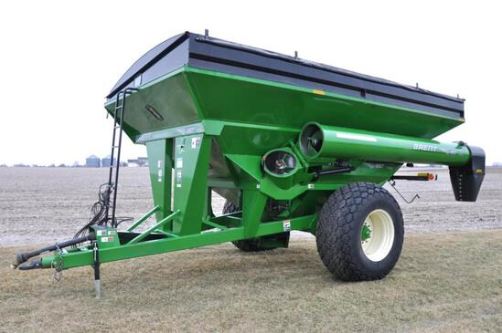 Brent 882 grain cart
