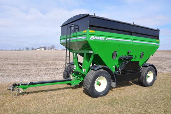 Brent 557 gravity wagon