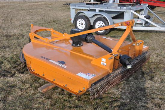 Woods BB8400 7' 3-pt. rotary mower