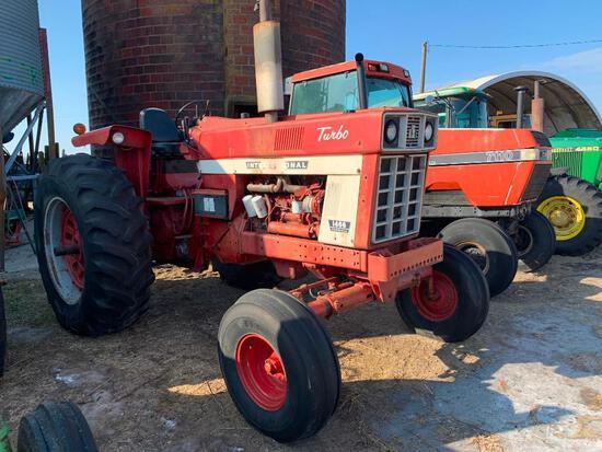 1974 IH 1466 Turbo 2wd tractor
