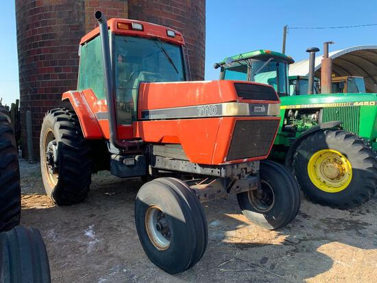 1989 Case IH 7110 2wd tractor