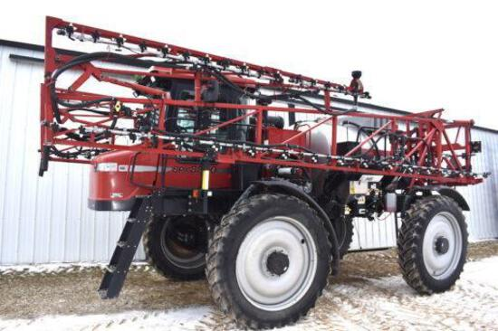 2005 Case IH Patriot SPX3200 self-propelled sprayer