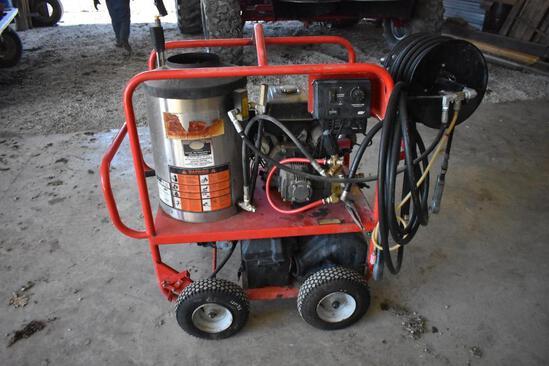 Hotsy 3500 PSI hot water pressure washer