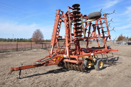 Krause 3121 21' soil finisher
