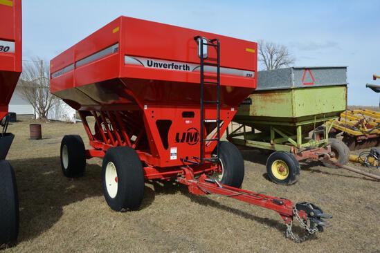 Unverferth GW-530 gravity wagon