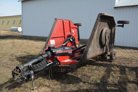Land Pride Commander RCM 5015 15' batwing mower