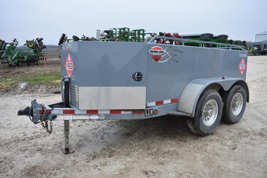 2013 ThunderCreek ADT990 fuel trailer