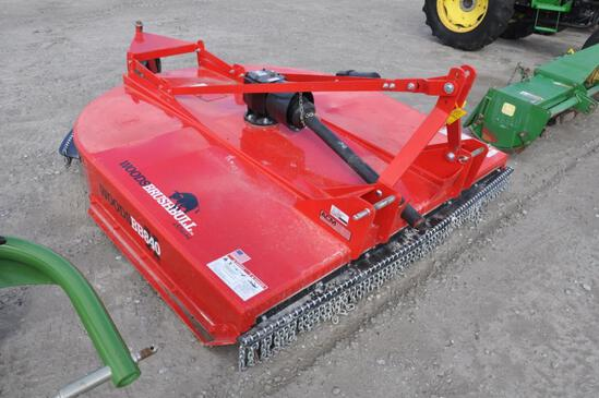 "Woods BB840X 84"" 3-pt. rotary mower"