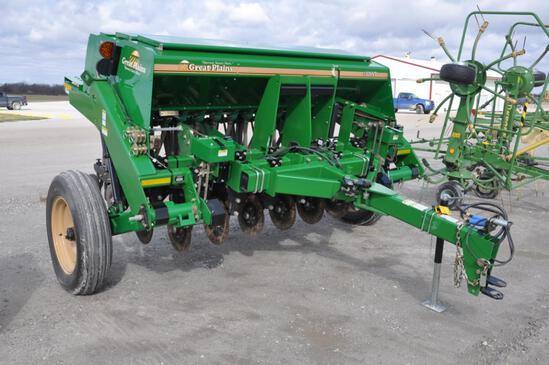 Great Plains 1006NT 10' no-till drill