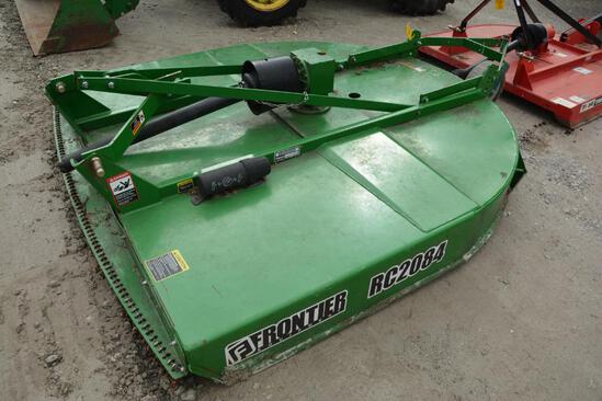 Frontier RC2084 7' 3-pt. rotary cutter