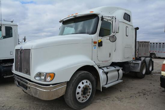 2007 International 9400i semi