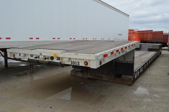 2014 Muv-All 5050MDG 50' detach trailer