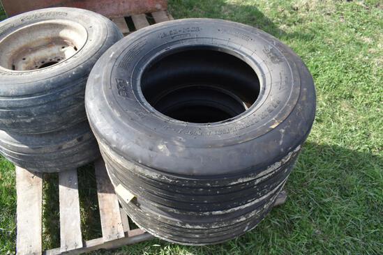 (2) new 12.5L-16SL tires