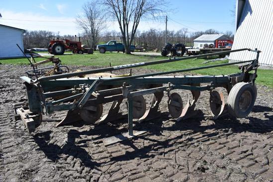 Oliver 5-bottom plow