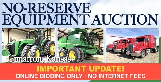 No-Reserve Equipment Reduction Auction