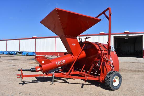 2016 Renn RGB 1020 grain bagger