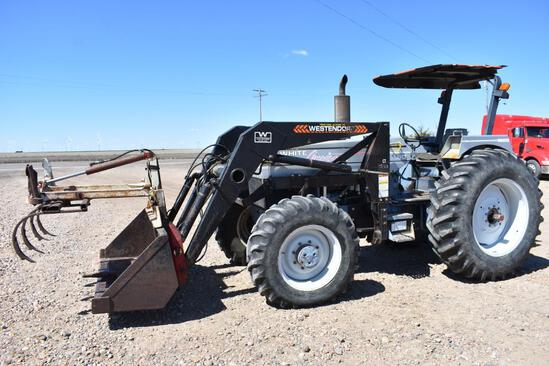 1989 White 80 utility tractor
