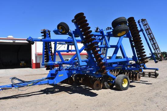 2011 Landoll 7431 33' vertical tillage tool