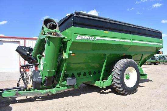 2013 Brent 1196 Avalanche grain cart