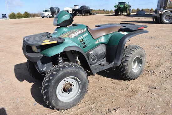 2000 Polaris 400 Xplorer 4wd ATV