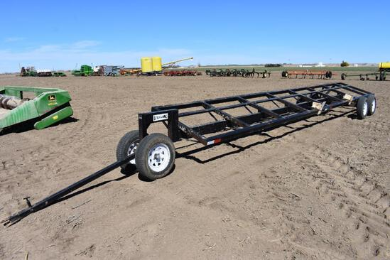 Wemco H-30 30' head cart