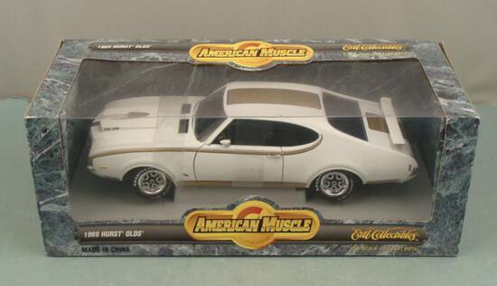 Muscle Car & Hot Rod Die-cast Online Toy Auction