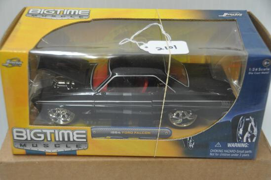 Jada Toys Big Time Muscle 1964 Ford Falcon