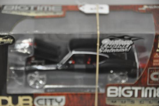 Jada Toys Big Time Muscle Dub City 1969 Chevy Chevelle SS