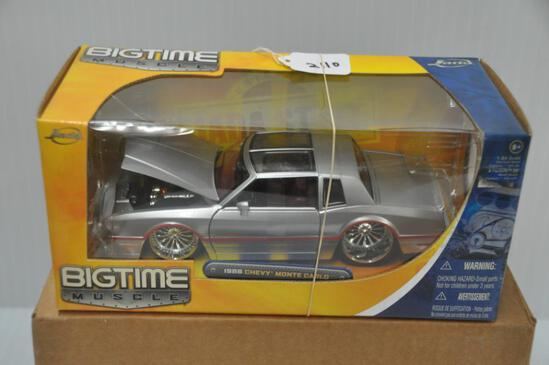 Jada Toys Big Time Muscle 1986 Chevy Monte Carlo