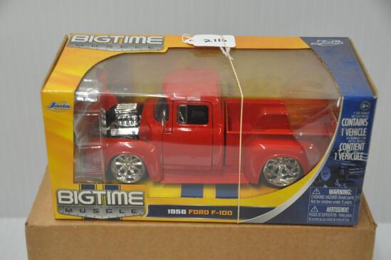 Jada Toys Big Time Muscle 1956 Ford F-100