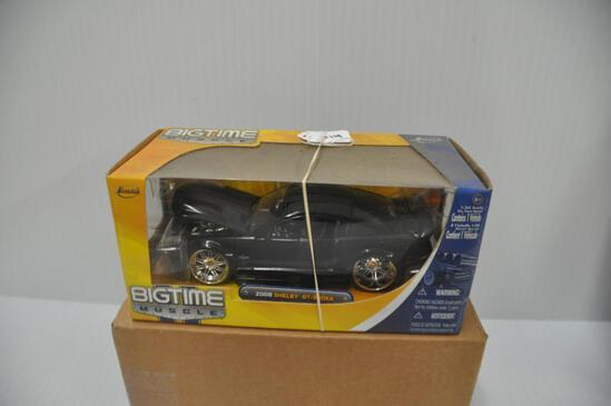 Jada Toys Big Time Muscle 2008 Shelby GT-500KR