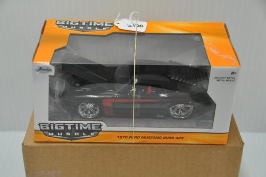 Jada Toys Big Time Muscle 1970 Ford Mustang Boss 429