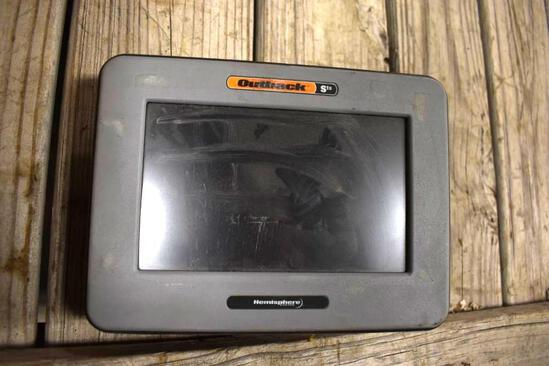 Outback STS Hemisphere GPS guidance system