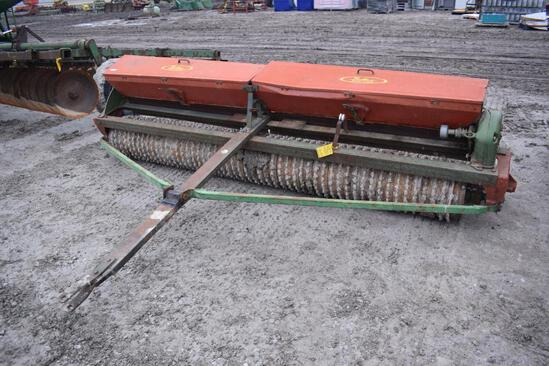 Brillion Sure-Stand 10' roller seeder