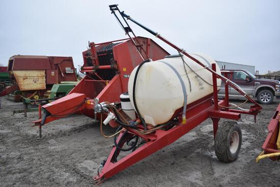 400 gal. pull-type sprayer