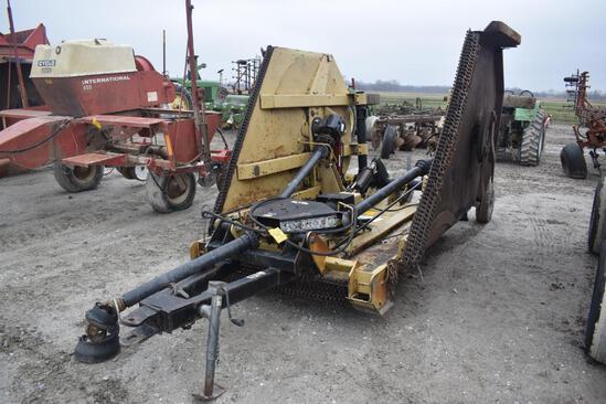 Land Pride CFM45180 15' batwing mower